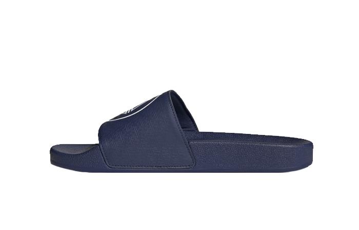 adidas Spezial Adilette Dark Blue FX1057 01