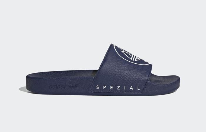 adidas Spezial Adilette Dark Blue FX1057 04