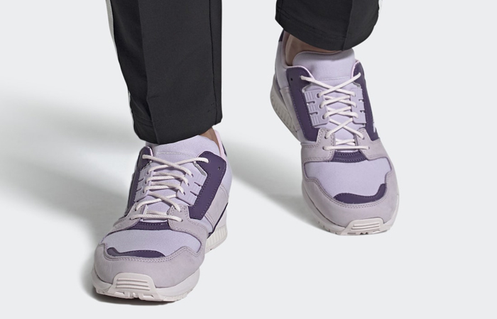 deadHYPE adidas ZX 8000 Thanos FX8528 on foot 02