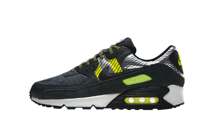 3M Nike Air Max 90 Black CZ2975-002 01