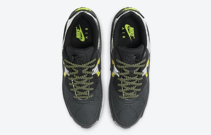 3M Nike Air Max 90 Black CZ2975-002 04