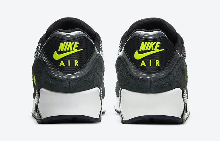 3M Nike Air Max 90 Black CZ2975-002 05