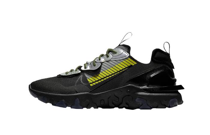 3M Nike React Vision PRM Black Volt CU1463-001 01