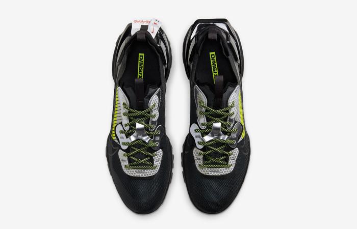 3M Nike React Vision PRM Black Volt CU1463-001 04