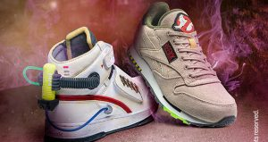 A Ghostbusters Reebok Collection Could Be Drop On Halloween
