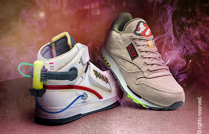 A Ghostbusters Reebok Collection Could Drop On Halloween f