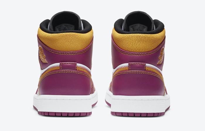 Air Jordan 1 Mid Familia Pink DC0350-100 05