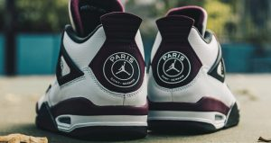 Best Shots Of PSG Jordan 4 White Berry You Have Ever Seen 04