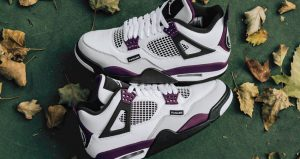 Best Shots Of PSG Jordan 4 White Berry You Have Ever Seen