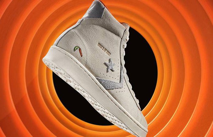 Bugs Bunny And Converse Join Hands For Some Exhilarating Collection! f