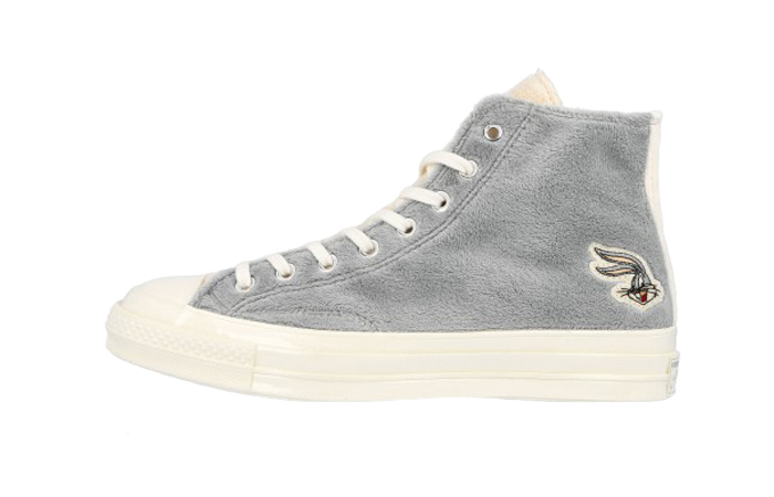 Bugs Bunny Converse Chuck 70 High Top Grey 169222C 01