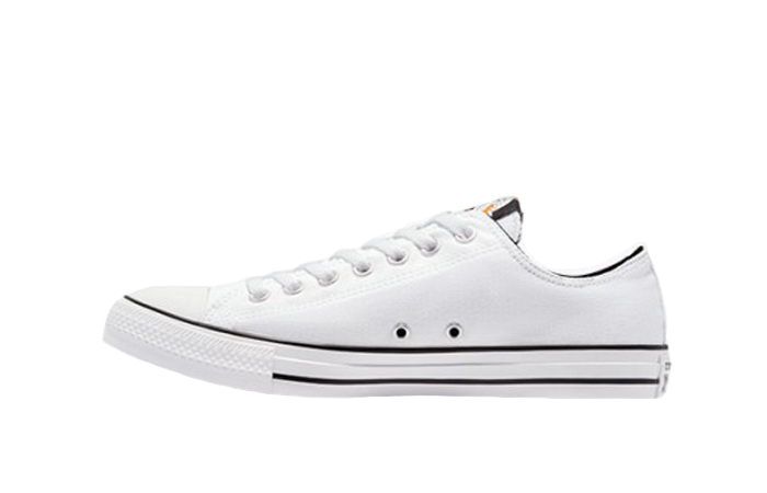 Bugs Bunny Converse Chuck Taylor All Star Low Top White 169226C 01