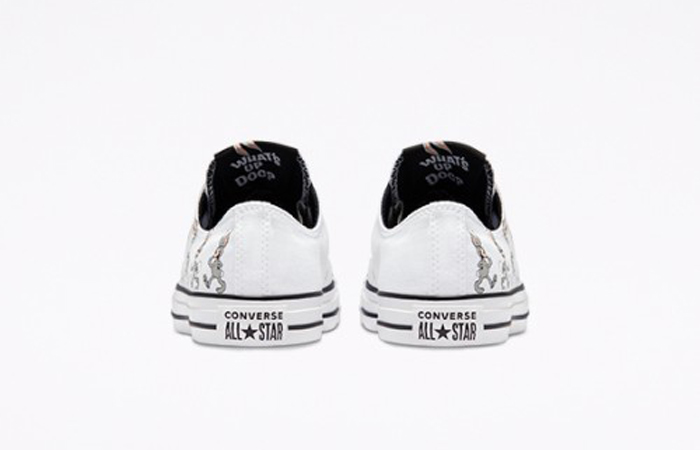 Bugs Bunny Converse Chuck Taylor All Star Low Top White 169226C 07