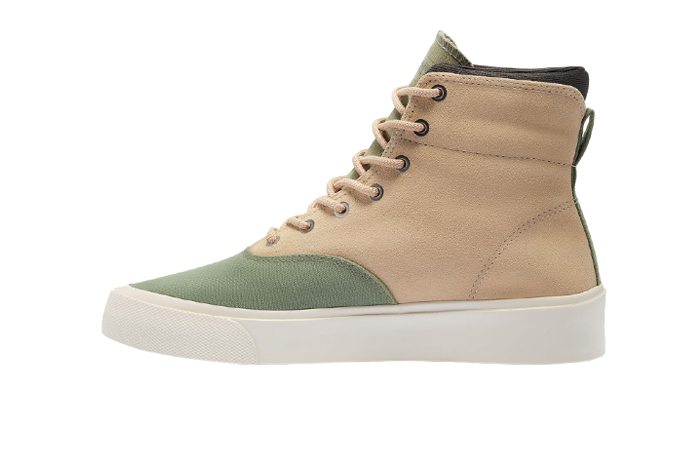 Converse Skid Grip Hi Oil Green 169640C 01