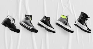 Converse Unveiled Their Winter Exclusive Holiday 2020 Collection