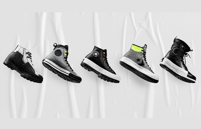 Converse Unveiled Their Winter Exclusive Holiday 2020 Collection f