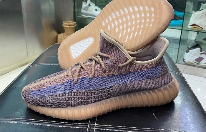 Detailed Look At The Upcoming Yeezy Boost 350 V2 Fade f