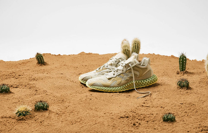 END Teams Up With adidas 4D For Sandy Dune f