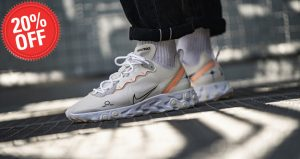 Extra 20% Off Code On These Intensive Sneakers At Nike UK! 10