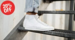 Extra 20% Off Code On These Intensive Sneakers At Nike UK!