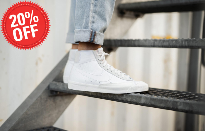 Extra 20% Off Code On These Intensive Sneakers At Nike UK! ft