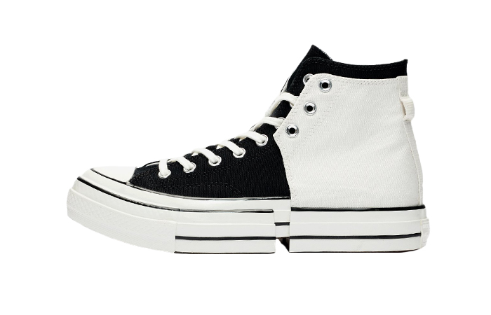 FENG CHEN WANG Converse CT70 2-in-1 Black White 169839C 01