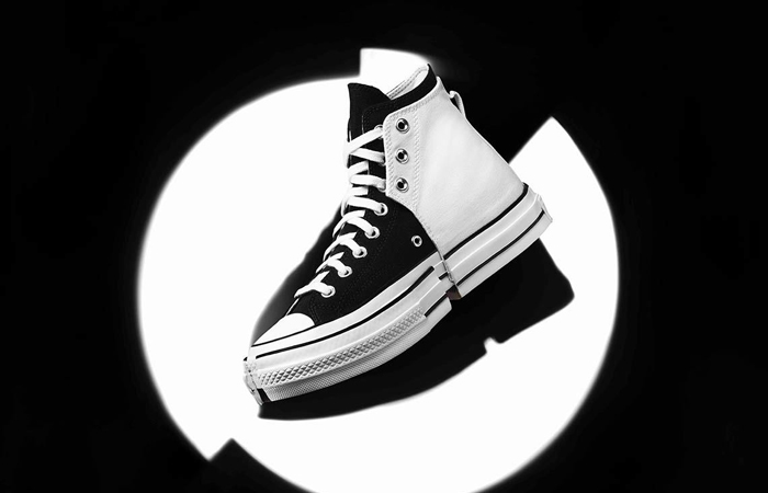 FENG CHEN WANG Converse CT70 2-in-1 Black White 169839C 03