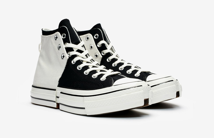 FENG CHEN WANG Converse CT70 2-in-1 Black White 169839C 04