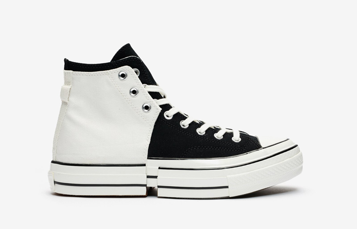 FENG CHEN WANG Converse CT70 2-in-1 Black White 169839C 05