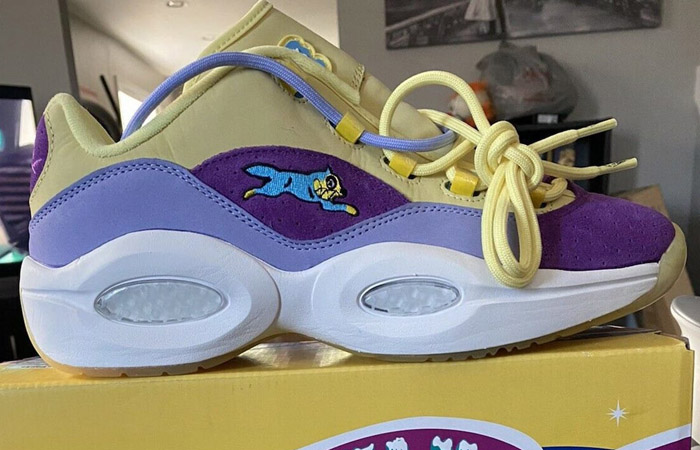 First Look At The BBC Reebok Question Low f