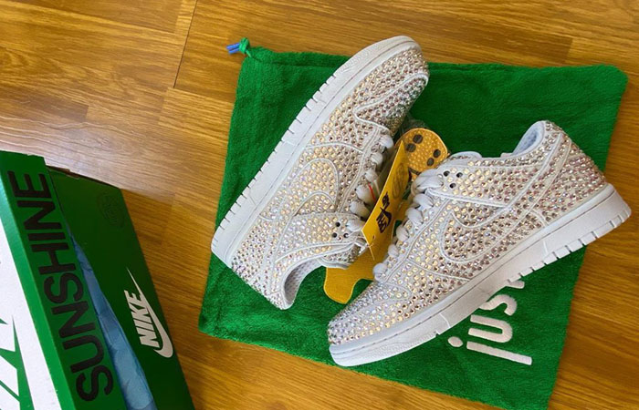 First Look Unveiled For Cactus Plant Flea Market Nike Dunk Low ft