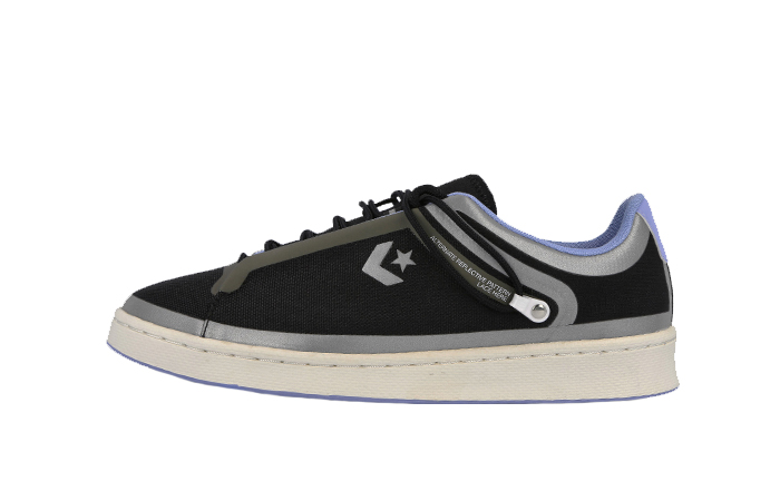 Fuse Tape Converse Pro Leather Ox Black 169524C 01