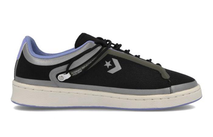 Fuse Tape Converse Pro Leather Ox Black 169524C 03