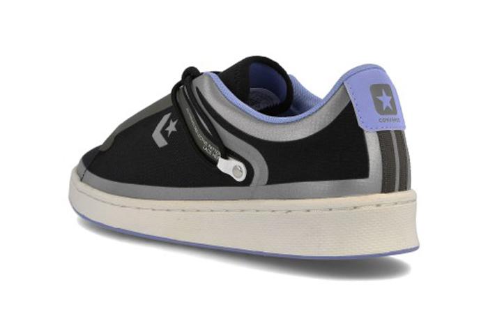 Fuse Tape Converse Pro Leather Ox Black 169524C 05