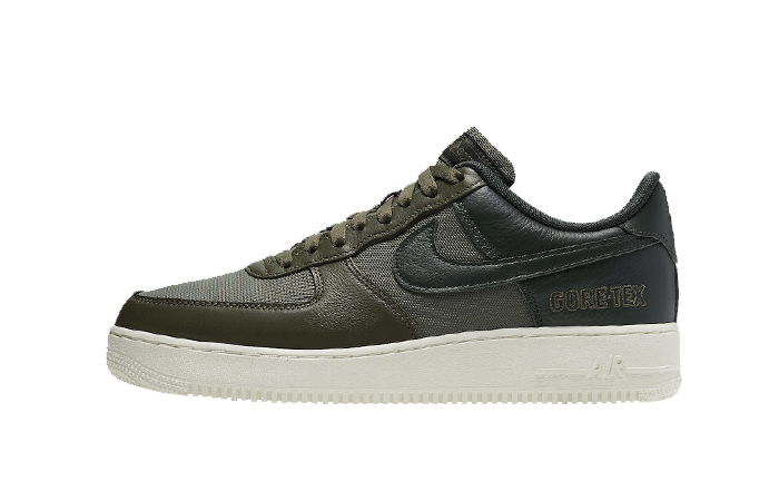 Gore-Tex Nike Air Force 1 Olive CT2858-200 01