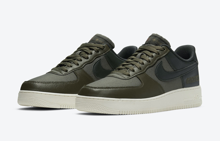 Gore-Tex Nike Air Force 1 Olive CT2858-200 05