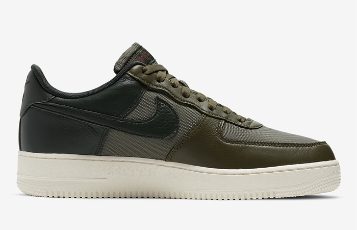 Gore-Tex Nike Air Force 1 Olive CT2858-200 06