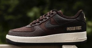 Gore-Tex Nike Air Force 1 Pack Is A New Hit In Stores! 02