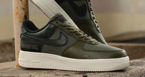 Gore-Tex Nike Air Force 1 Pack Is A New Hit In Stores! 03