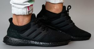 Have A Look At The Next adidas UltraBOOST 'Black Future' 01