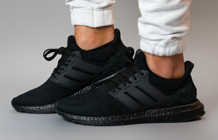 Have A Look At The Next adidas UltraBOOST 'Black Future' f