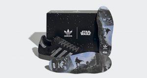 Introduce Yourself With adidas Gazelle Darksaber Black Metallic 02