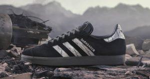 Introduce Yourself With adidas Gazelle Darksaber Black Metallic