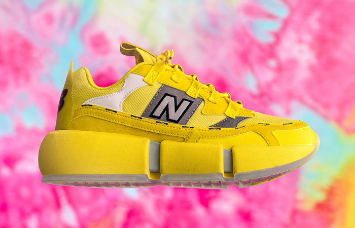 Jaden Smith's Upcoming New Balance Is So Light Weight Yet Eye-catching f