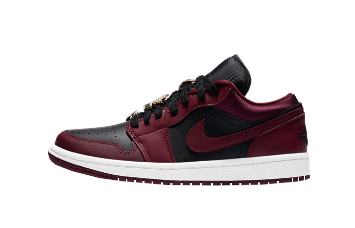Jordan 1 Low Maroon Black DB6491-600 01