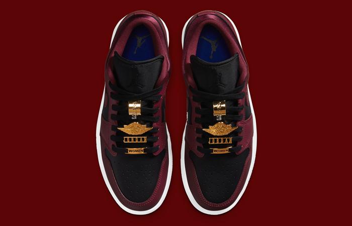 Jordan 1 Low Maroon Black DB6491-600 04