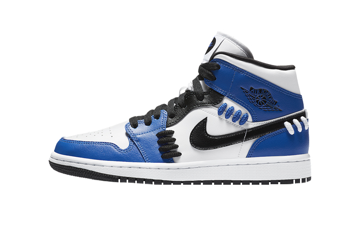 Jordan 1 Mid SE Sisterhood Royal Blue CV0152-401 01