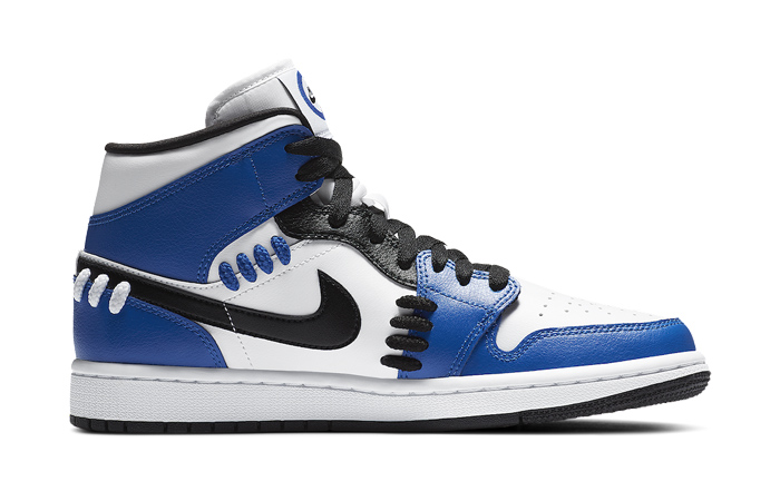 Jordan 1 Mid SE Sisterhood Royal Blue CV0152-401 03