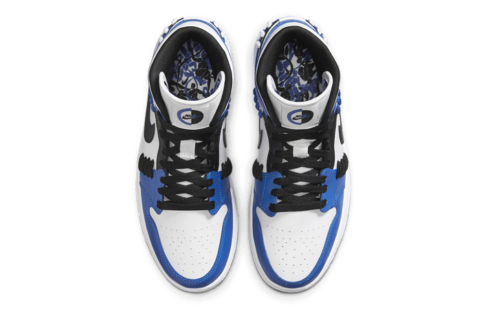 Jordan 1 Mid SE Sisterhood Royal Blue CV0152-401 04