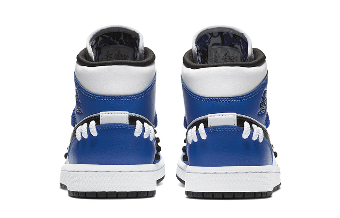 Jordan 1 Mid SE Sisterhood Royal Blue CV0152-401 05
